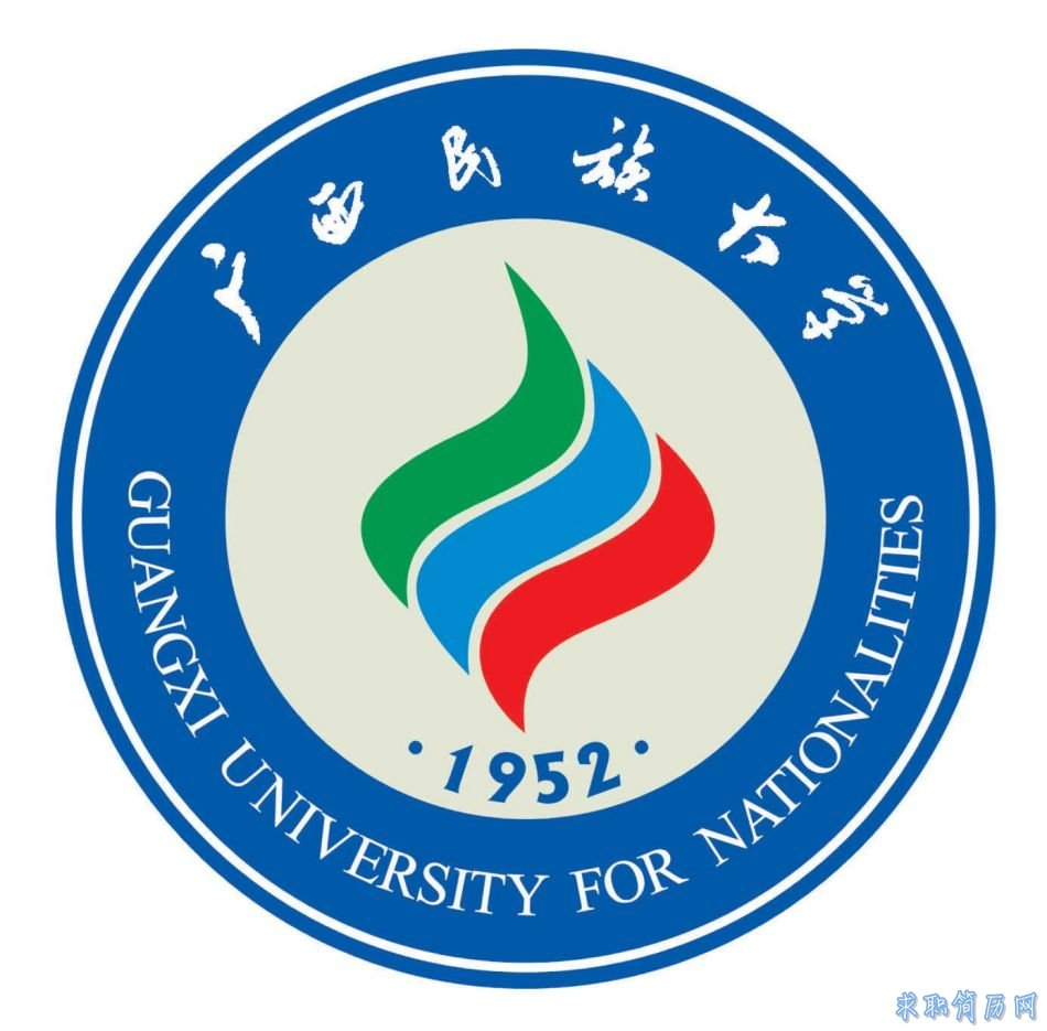 广西民族大学校徽_校徽